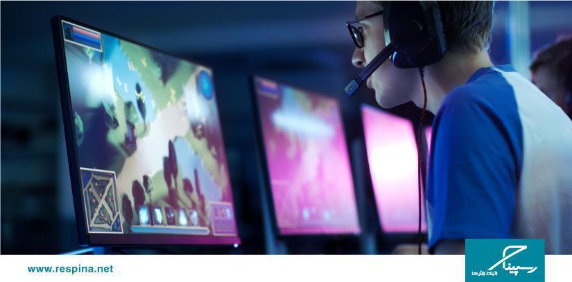 کاهش پینگ برای بازی آنلاین